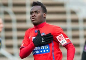 David Accam scores in Chicago Fire draw