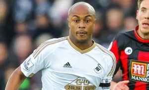 Former Ghana FA boss Brew Butler rates Andre Ayew as the best current Black Stars player