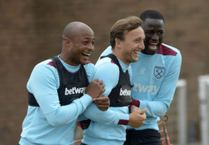 Andre Ayew wishes to start the season well with goals