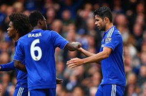 Kante inherits Baba Rahman's number 6 jersey
