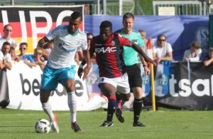 Godfred Donsah suffers defeat to Baba Rahman's Schalke 04