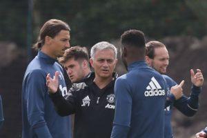 Manchester United defender Fosu-Mensah returns to training