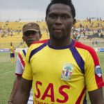 Former Hearts of Oak striker Gilbert Fiamenyo joins Kenyan side AFC Leopards