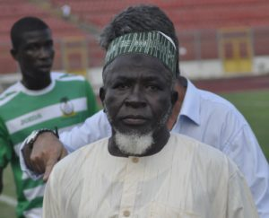 Alhaji Gruzah vows to reverse dwindling fortunes of Ghana football