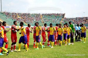 Kotoko, Hearts to play in United Nations Peace match on September 21
