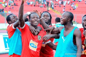 Kotoko Striker Seidu Bancey to miss the rest of the season after DC ban