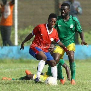 Latif Blessing poised to play against Berekum Chelsea despite injury scare