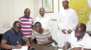 Medeama defender Daniel Amoah signs for Tanzanian giants Azam FC