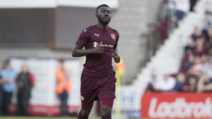 Ghanaian player Prince Buaben leaves Scottish side Falkirk FC