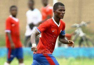 Samuel Sarfo ruled out of WAFA clash