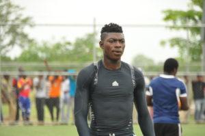 WAFA goalie Razak Abolora blasts Hearts technical team