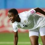 Sandra Owusu suffers injury ahead of Japan clash