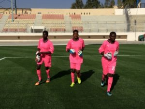 Black Maidens goalie Martha Koffie ruled out of U 17 WC, Berikisu Issahaku to replace her