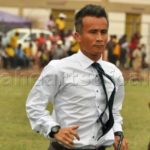 Elvis Opoku insists Aduana Stars management are yet to decide on the future of Kenichi Yatsuhashi