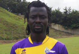 Malik Akouwah claims several clubs wants his services