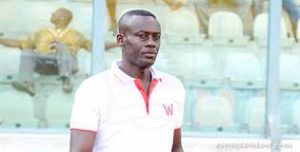 Michael Osei determined to increase the pains of Ashgold