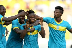 Saddick Alhassan gleeful with side's Premier League success