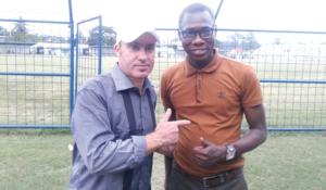 Agent applauds Bechem United Manuel Zachariah's performance
