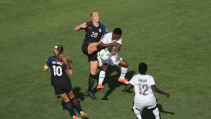 FIFA U-17 Women's world cup: Ghana fight back to stun USA