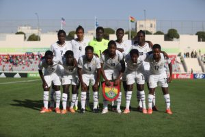 Coach Adotey names squad for Paraguay clash in FIFA Women's U-17 world cup