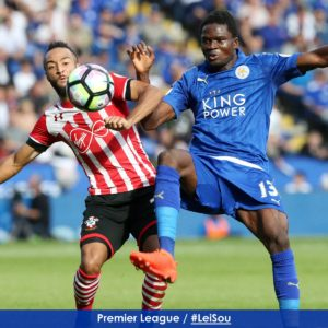 Daniel Amartey's Leicester extend unbeaten home record to 19 games