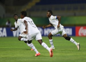 Black Maidens skipper Sandra Owusu and two others join Princesses for FIFA World Cup
