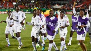 Nii Lantey backs Black Princesses to excel at FIFA World Cup
