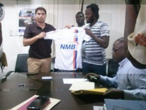 Yahaya Mohammed completes deal with Tanzanian side Azam FC
