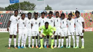 VIDEO: Ghana play out 2-2 draw with France