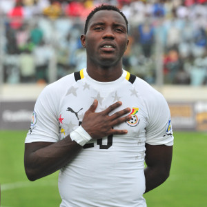 2019 Africa Cup of Nations: We are ready to break 37 years trophy-less jinx - Kwadwo Asamoah