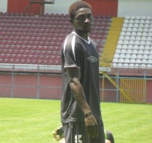 I have not signed for AshantiGold: Medeama centre back Paul Aidoo