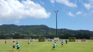 Black Princesses hit six past Australian side Egde Hill in a friendly