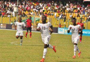 Ghana's Frank Acheampong on Sunderland's radar