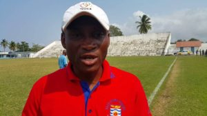 WAFA coach Prosper Narteh sheds light on cancellation of Ghana football season