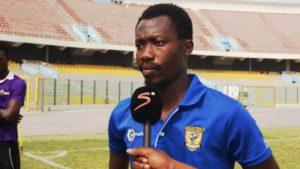 Former Ashgold skipper Eric Opoku joins Kuwaiti side Al Nassr