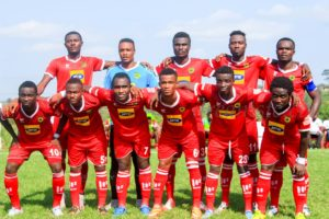GHALCA G6: Kotoko settles for 3rd place after 5-4 win over Bechem United