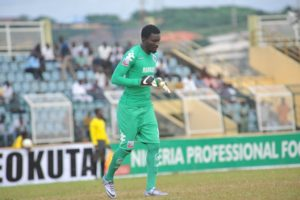 No club in Ghana can pay what am receiving here as salary - Enugu Rangers goalkeeper Bonsu