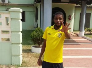 Tijani Joshua to re-sign for Ashgold after Enyimba disappointment
