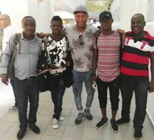 Kwesi Donsu set for $250,000 Al Wahda FC transfer
