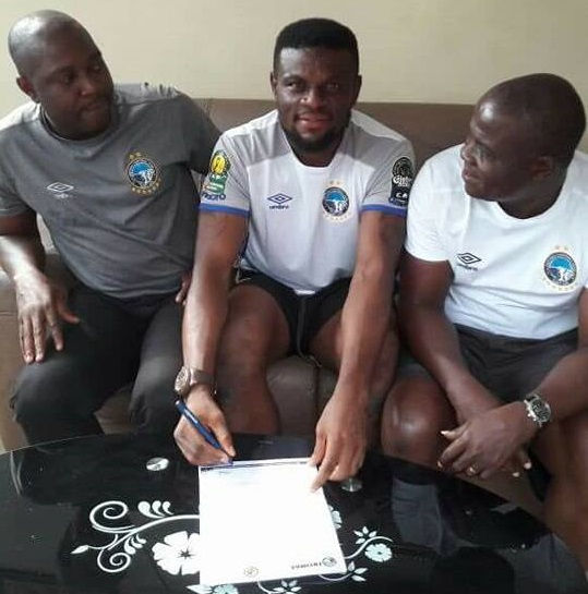 REVEALED: Ifeanyi Ubah made audacious last minute bid to snatch Fatau Dauda from Enyimba