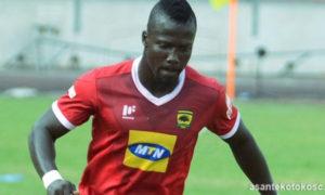 Kotoko boss Michael Osei confirms receiving abusive messages from defender Samuel Kyere