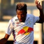 Samuel Tetteh begins preseason with Lask Linz