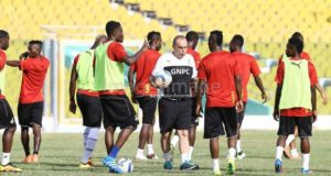 Record of Ghana's opening matches in Africa Cup of Nations