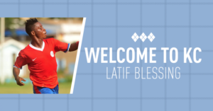VIDEO: Sporting KC Manager Peter Vermes heaps praise on Latif Blessing