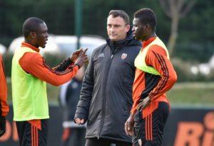 Majeed Waris to mentor Alhassan Wakaso at Lorient