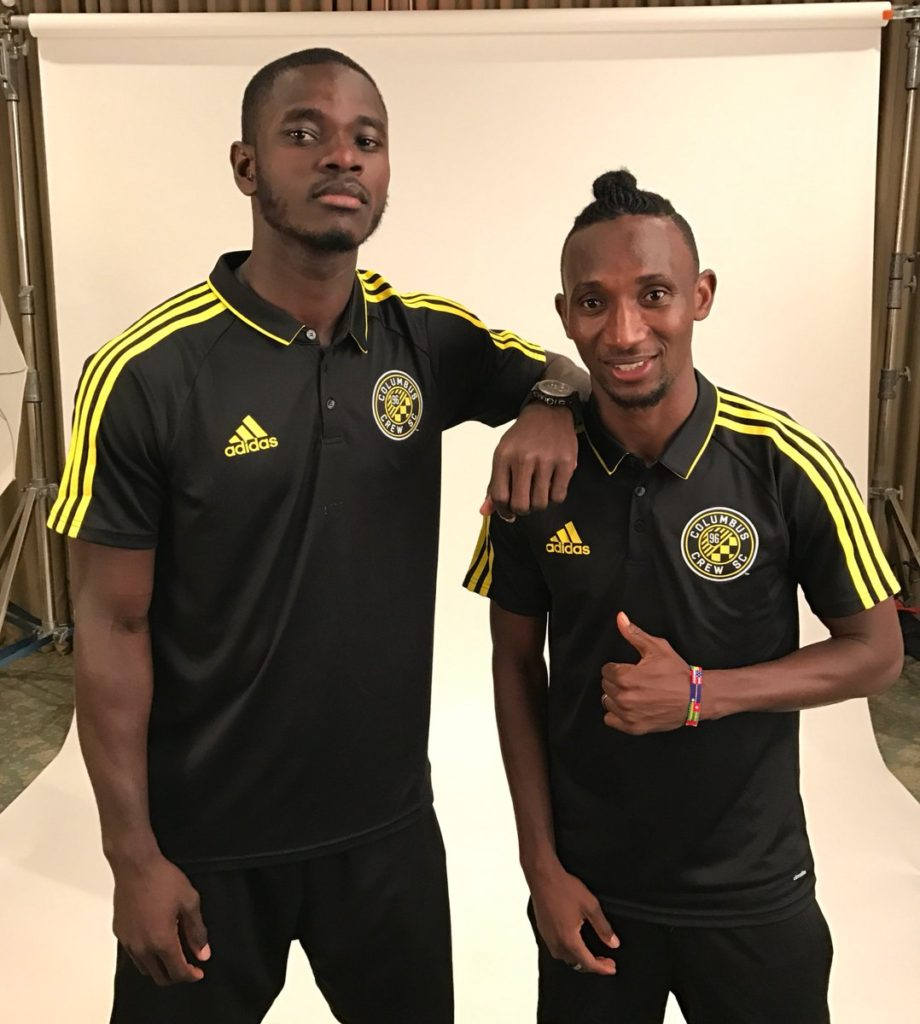 Harrison Afful and Jonathan Mensah nominated for Defenders of the Year award in MLS