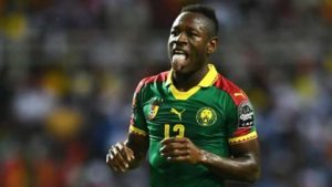Cameroon international Christian Bassogog pledges $16,000 to compatriots in China