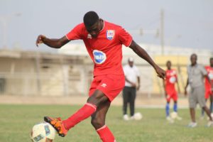 I want to take the Ghana Premier League by storm - Samuel Konney