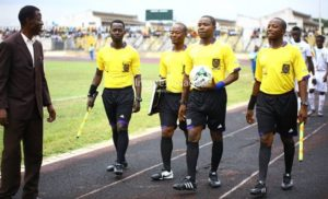 Special Competition: Count yourself out of RAG if you boycott matches – Joe Debrah to referees