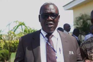 No Club can Blacklist any referee - Referees Chairman Eddie Doku